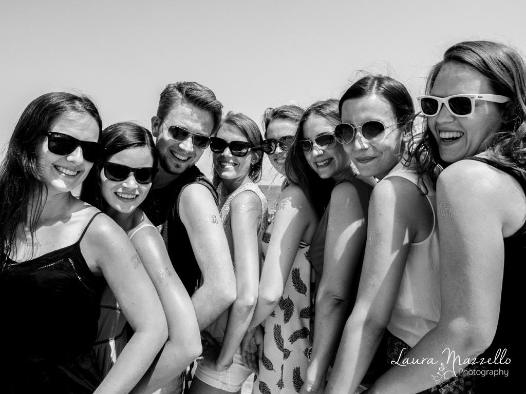 Hen's Day / Bachelorette Party at Ciutadella's Park and Barceloneta