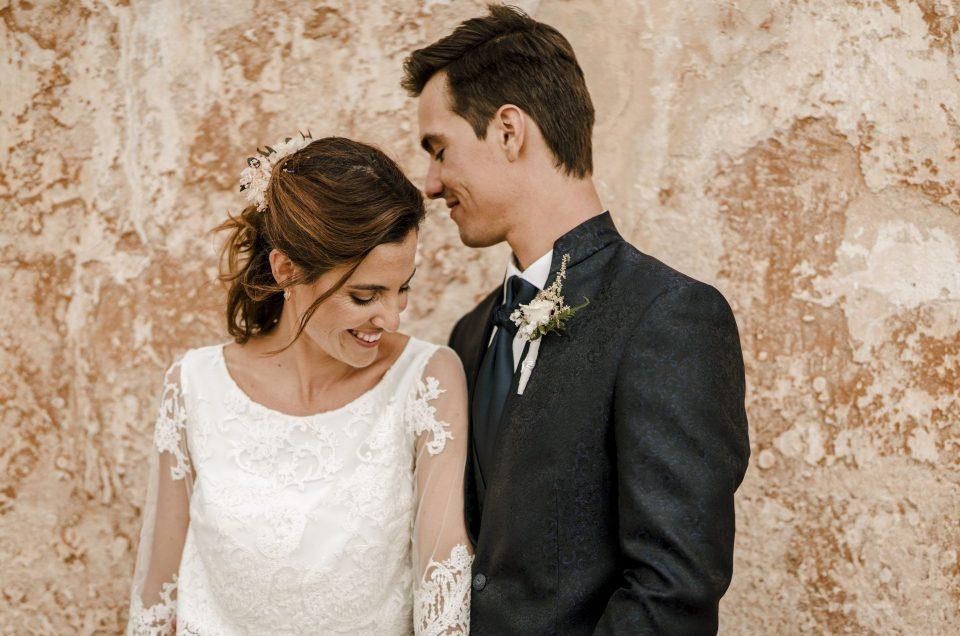 Wedding in Binifadet, Menorca