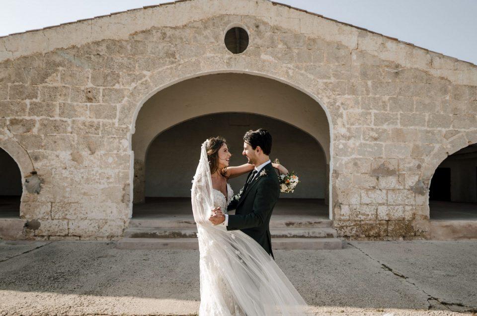 Wedding in Finca Son Salomó, Menorca