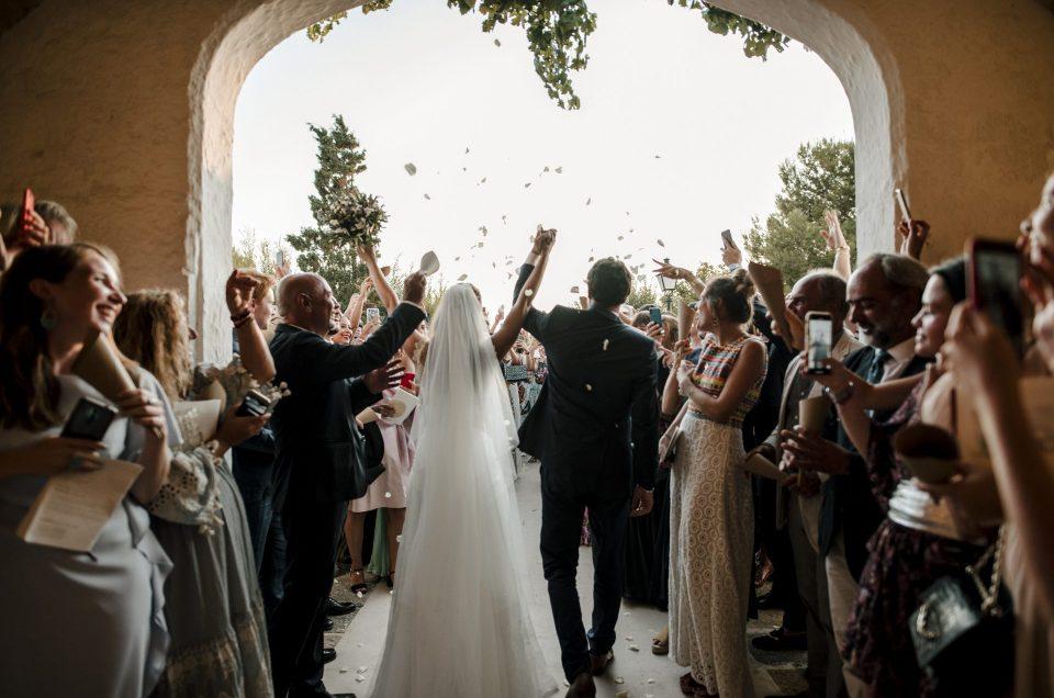 Boda en Menorca: Finca Son Vivó